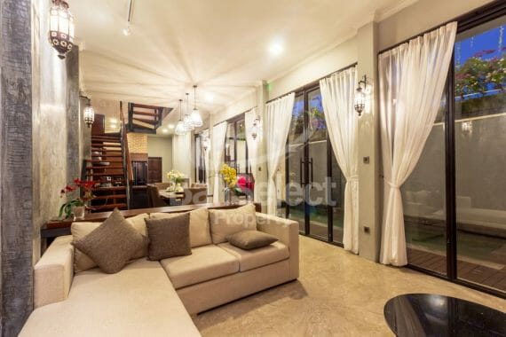 Brand New Luxurious Freehold Villa in Sanur