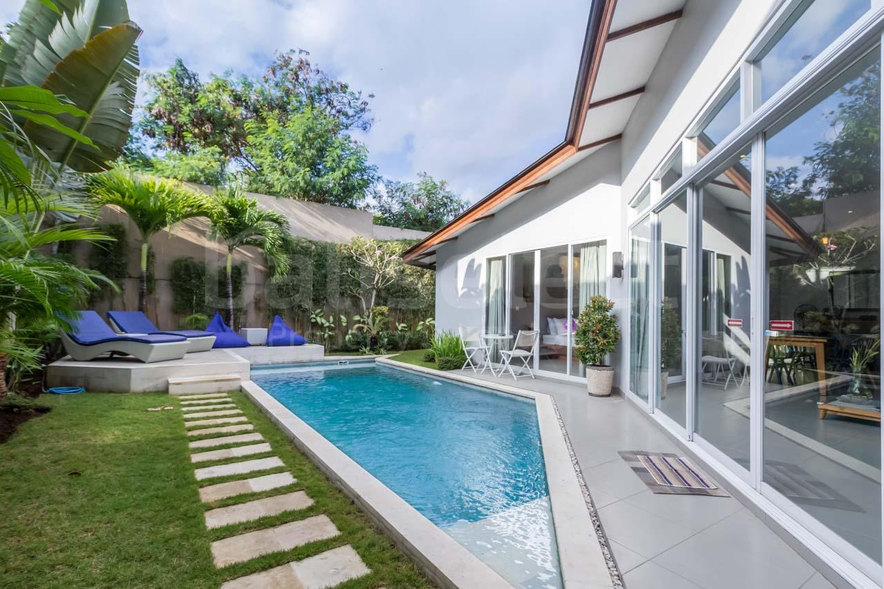 Stylish 3 Bedroom Villa In Berawa With Pondok Wisata Bali