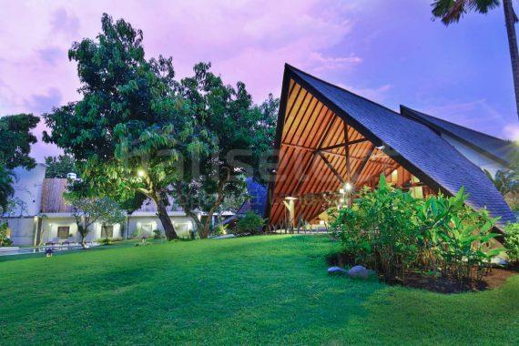 Freehold Villa in Umalas
