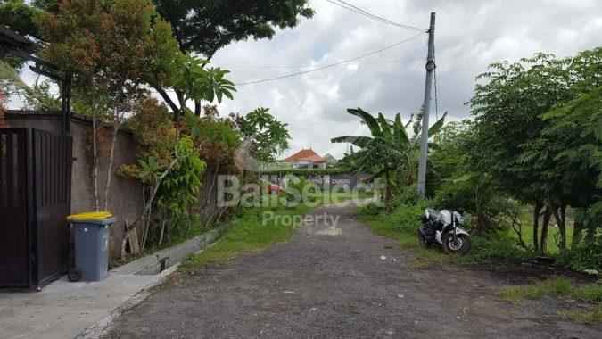 Freehold Land In Canggu