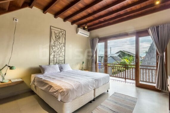 Freehold Villa in a Quiet area of Berawa