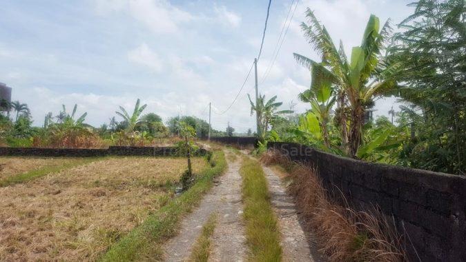 Leasehold Land near beach