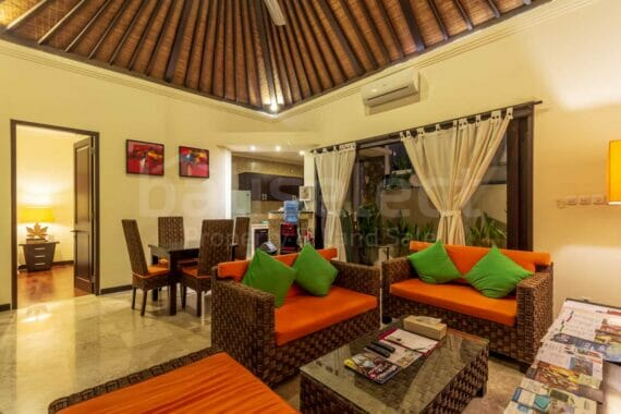 Cozy Villa With Beautiful View In Ungasan