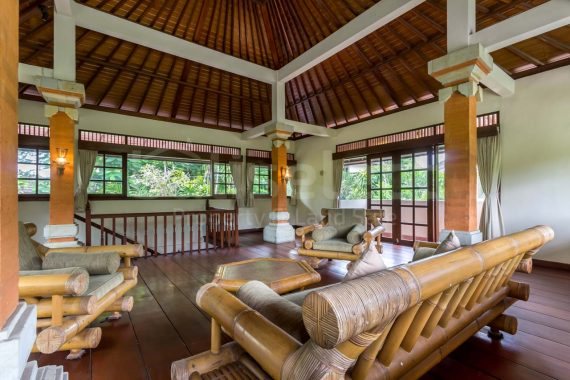 Traditional Balinese Style Villa