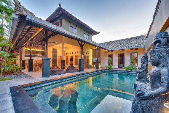 Balinese Architecture Villa