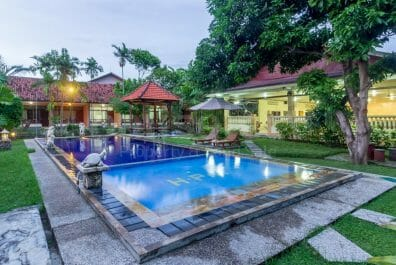 Freehold Hotel in Kuta - 5 Mins to Airport