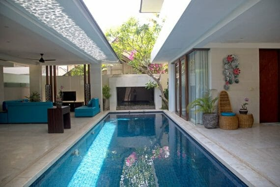 Villa with Longterm lease
