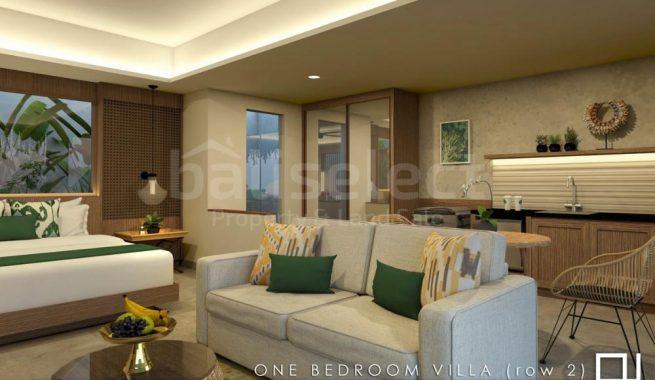 1 bedroom ROW 2 view 3 EDs1