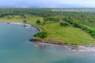 Beachfront Land in Canggu