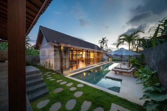 Family home in Bali