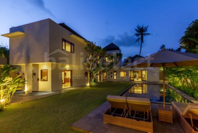 Modern & Beautiful Villa with Good Occupancy for Rent in Sanur