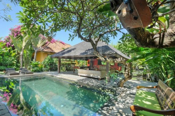 Freehold Villa in Sanur