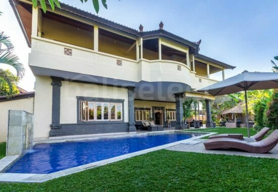 Unique design Villa in Peaceful area of Seseh