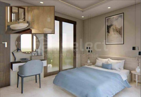 3 bedrooms villa close to the Beach