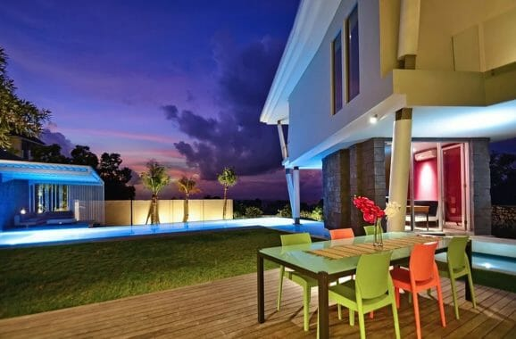 Your Stunning Ocean View Villa in South of Bali