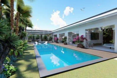 3 Bedroom Villa in Berawa