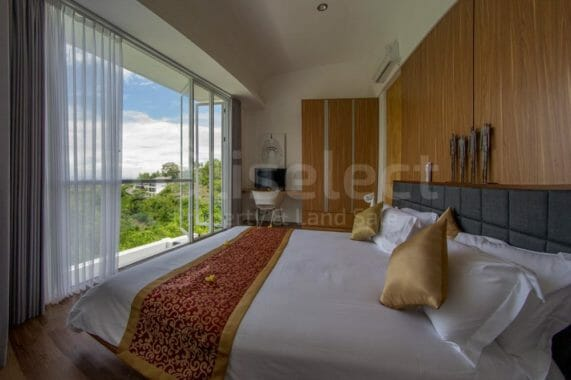 2 Bedrooms Villa with Breathtaking Panoramic View of Bali