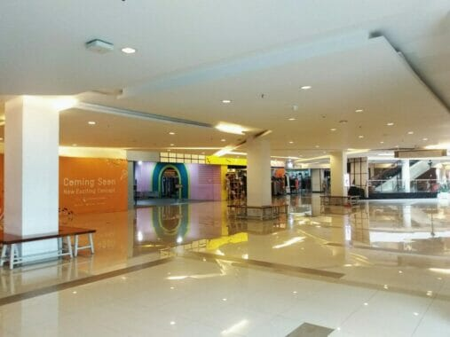 Commercial & Office Space Available in Kuta Center