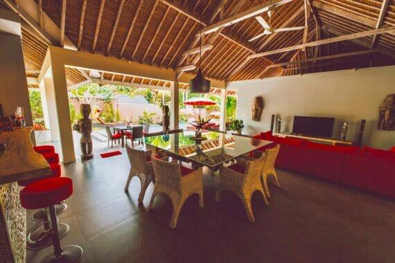 Your Unique Riverfront Boutique Villas in Canggu