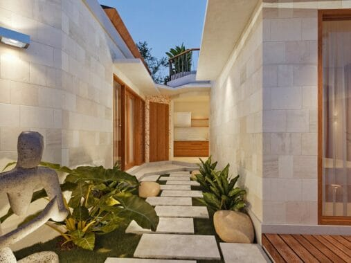 2 Bedrooms Freehold Little Villa with Rooftop in Canggu