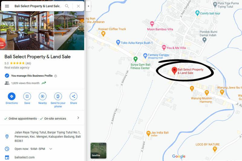 Bali Select Property and Land Sale